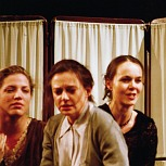 Die drei Schwestern,  2004 Theater Winterthur