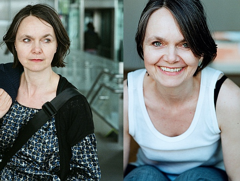 Monica Anna Cammerlander / April 2015 / Fotos: Alexander Lutz